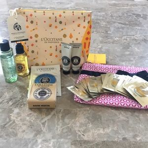 L'Occitane Sample Set with Bags